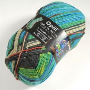 Opal Hundertwasser  # 1432 / 650