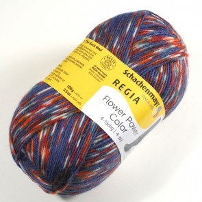 Schachenmayr Flower Power color # 9397 100gr 4ply