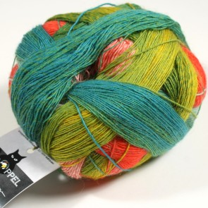 Schoppel Laceball 100 # 1701 (Papagei / porrot)