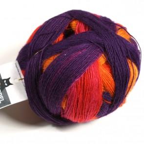 Schoppel Lace Ball  # 1536 (Fuchsienbeet) 2ply