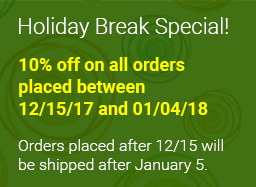 Holiday Break Sale