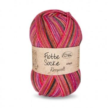 Rellana Flotte Socke Recyclet # 1580 100gr 4ply