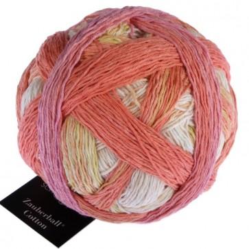 Schoppel Zauberball cotton (organic) # 2441 Frühlingsanfang NEW COLOR