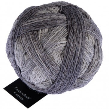 Schoppel Zauberball Crazy cotton (organic) # 2439 Mondfahrt NEW COLOR