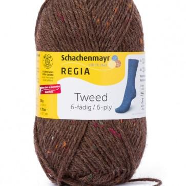 Schachenmayr Regia Tweed 50gr. 6ply. # 00010
