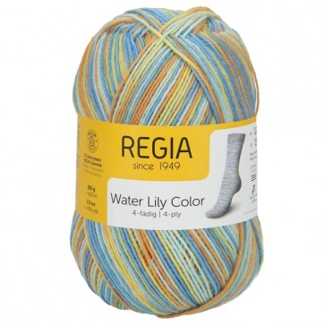 Schachenmayr Regia Water Lily color # 1261 100gr 4ply