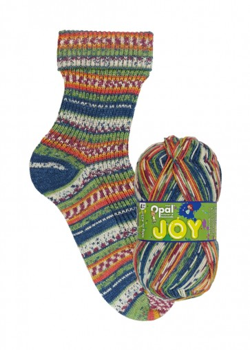 """Opal Joy """"Begeisterung"""" # 9985 4ply 100gr"""