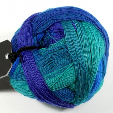 Schoppel Lace Ball  # 2360 Türkismühle
