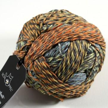 Schoppel Zauberball Crazy cotton # 2366 Urgestein