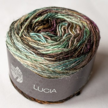 Lana Grossa Lucia # 201 100gr