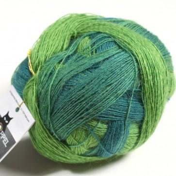 Schoppel Zauberball Laceball 100 # 2168 (evergreen)