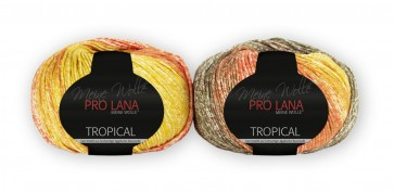 Pro Lana Ocean Tropical # 82 NEW