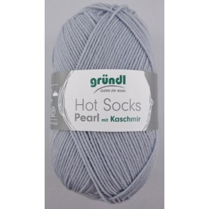 Gründl Hot Socks Pearl with cashmere 50gr. 4ply # 02