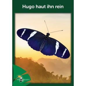 Opal Regenwald 17 Hugo haut ihn rein # 11107 6ply 150gr