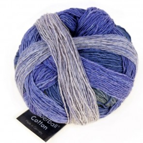 Schoppel Zauberball cotton (organic) # 2342 Plan B