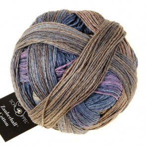 Schoppel Zauberball cotton (organic) # 2370 Geländegewinn NEW COLOR