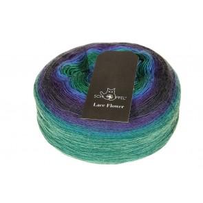 Schoppel Zauberball Lace Flower Blaukraut # 2179 150gr