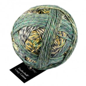 Schoppel Zauberball crazy cotton (organic) # 2391 Erntezeit NEW COLOR