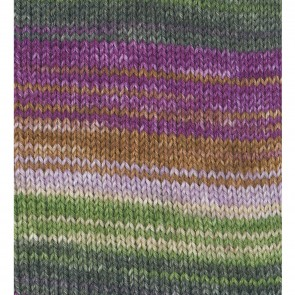Austermann Step 6 Irish Rainbow 3 color # 630 *6ply