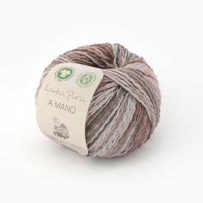Lana Grossa Linea Pura A Mano 100% organic cotton # 012 50gr