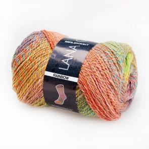 Lana Grossa Meilenweit 150 Rainbow # 114 *6ply 150gr.