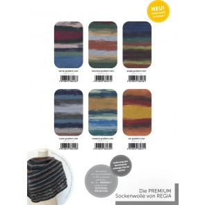 Schachenmayr Regia Premium Merino Yak color # 8507 100gr 4ply