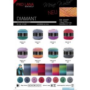 Pro Lana Diamant 150gr # 85
