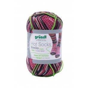 Gründl Hot Socks Simila 100gr. 4ply # 303