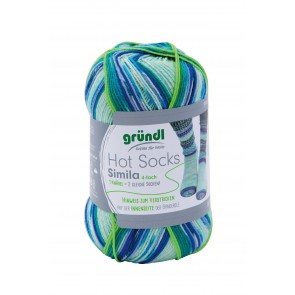 Gründl Hot Socks Simila 100gr. 4ply # 305