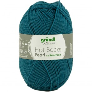 Gründl Hot Socks Pearl with cashmere 50gr. 4ply # 04