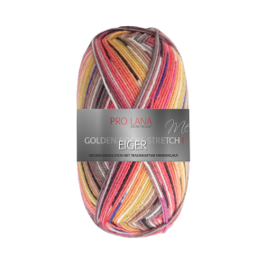 Pro Lana Golden socks stretch Eiger # 04 100gr 4ply