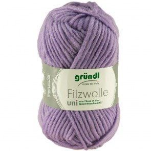 Grundl Filzwolle uni # 58