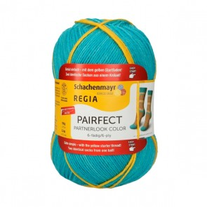 Regia Pairfect Partnerlook # 2777 150gr. *6ply