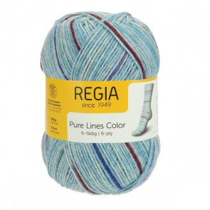 Regia Pure Lines Color # 6217 150gr. *6ply