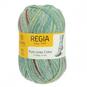 Regia Pure Lines Color # 6221 150gr. *6ply