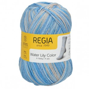 Schachenmayr Regia Water Lily color # 1256 100gr 4ply