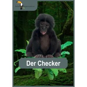 Opal Regenwald 16 Der Checker # 9906 4ply 100gr