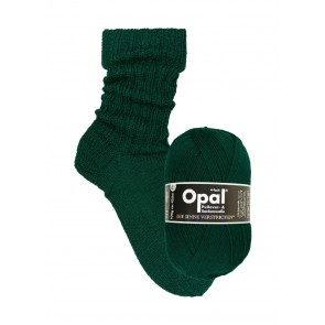 Opal uni Waldgrün # 9933 4ply 100gr