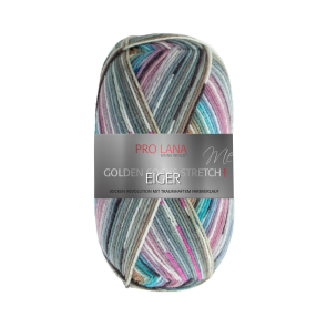 Pro Lana Golden socks stretch Eiger # 06 100gr 4ply