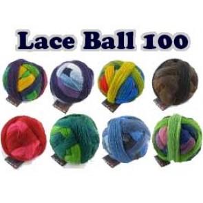 Schoppel Zauberball Laceball 100 # 1701 (Papagei / porrot)