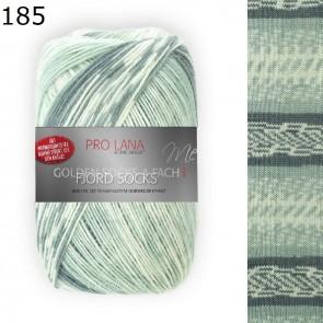 Pro Lana Golden socks Fjord # 185 100gr 4ply