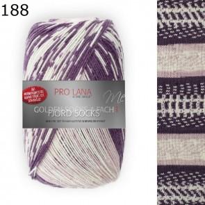 Pro Lana Golden socks Fjord # 188 100gr 4ply