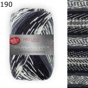 Pro Lana Golden socks Fjord # 190 100gr 4ply