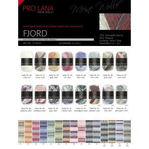 Pro Lana Fjord 100gr # 95 NEW color