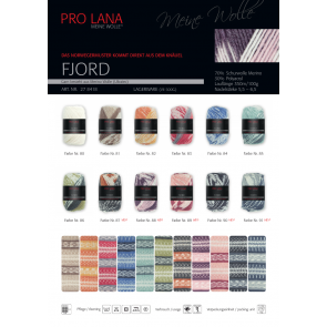 Pro Lana Fjord 100gr # 88