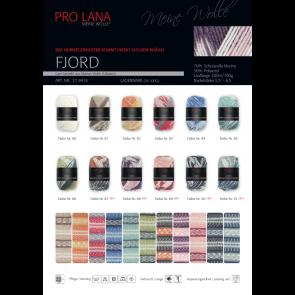 Pro Lana Fjord 100gr # 84