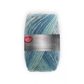 Pro Lana Golden socks Fjord # 196 100gr 4ply NEW color