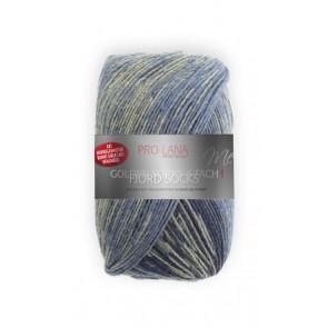 Pro Lana Golden socks Fjord # 197 100gr 4ply NEW color