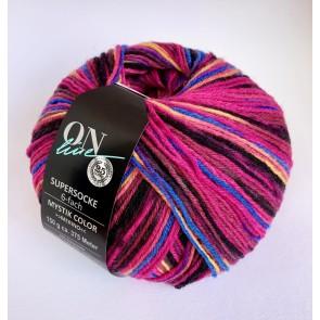 ONline Supersocke 150 Mystic color # 2647 *6ply