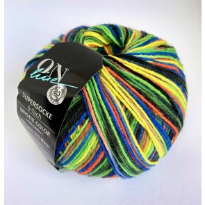 ONline Supersocke 150 Mystic color # 2649 *6ply